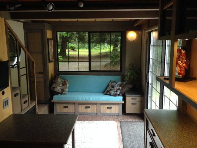 Groovy This Guy Has Dedicated His Life To Building Beautiful Tiny Houses Largest Home Design Picture Inspirations Pitcheantrous