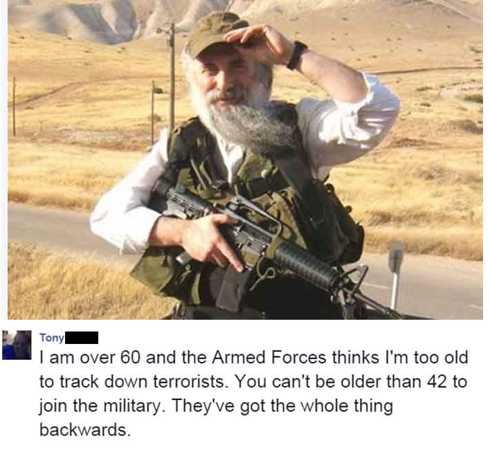 proxy - Man Posts Best Response Ever After Being Rejected by the Military - Tira-Pasagad | Saksak-Sinagol