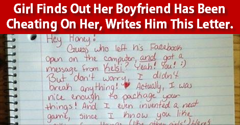 The Best Breakup Letter Ever This Is How It S Done Viralslot