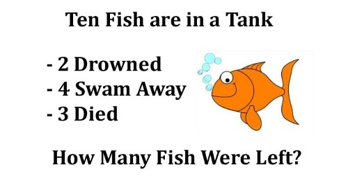 fish tank riddle cosmobiologist 39 s dream ten fish in a