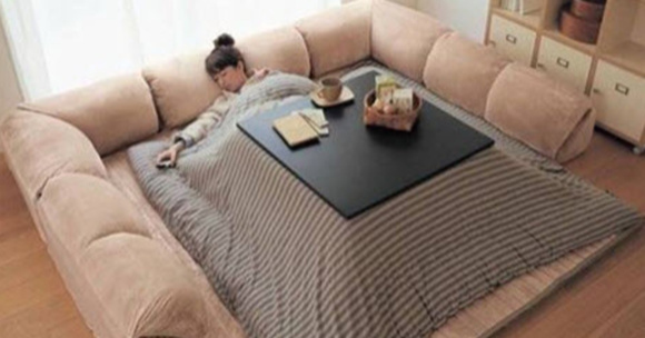 This Japanese Couch Is So Comfortable And Perfect For Napping Or Eating U2013  ViralSlot